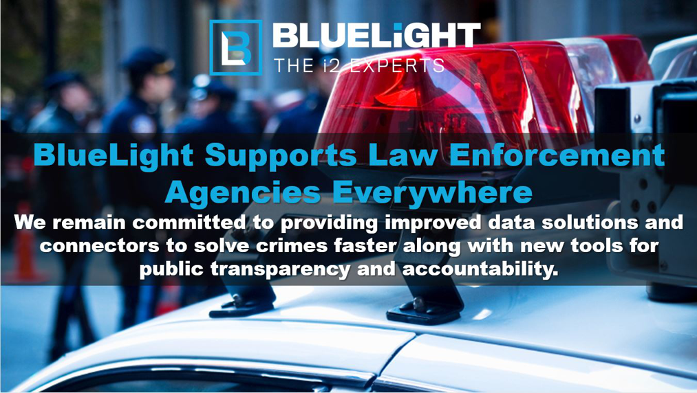 Blue Light Supports Law Enforcement Agencies Everywhere