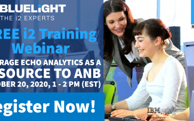 Leverage Echo Analytics as a resource to ANB