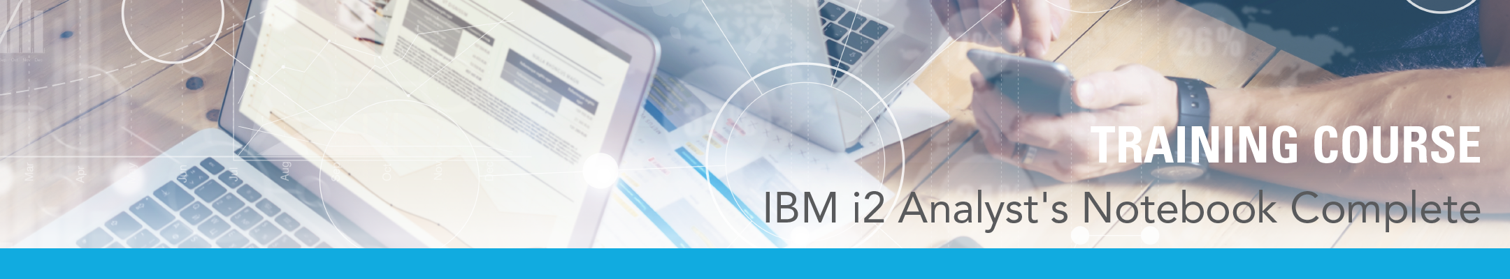 Blue Light 5-Day IBM® i2® Analyst's Notebook Complete
