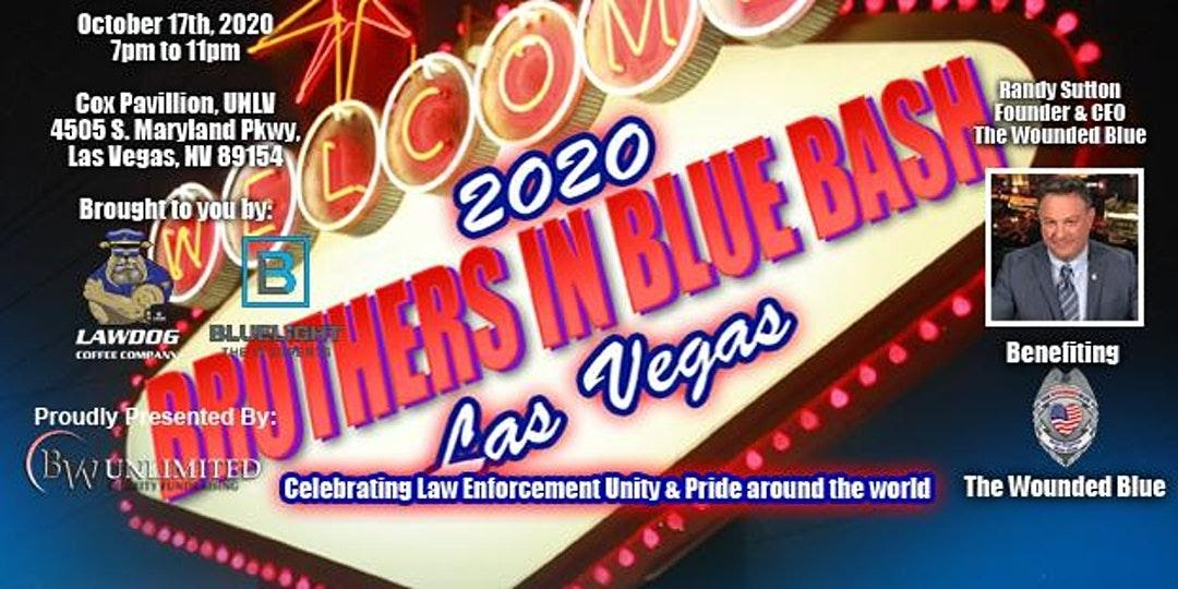 2020 Brothers in Blue Bash Las Vegas